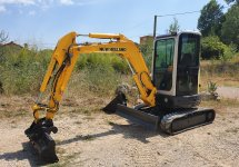 NEW HOLLAND E 30.2 SR